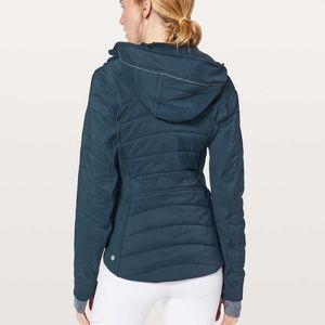 Lululemon Extra Mile Insulated Jacket Size 12